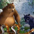 "In 2009-2010, I worked on an adaptation of Kipling's ""Jungle Book""."