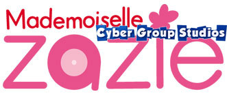 I started working on Mademoiselle Zazie in 2010, when it was still very much at pre-production level.